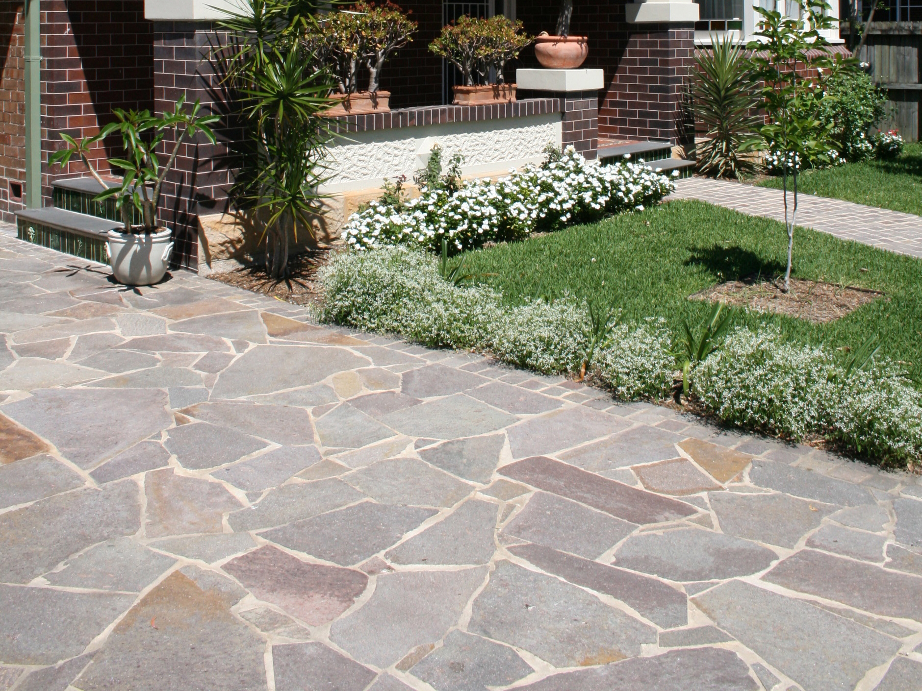 Organic Driveway Pavers Eco Outdoor