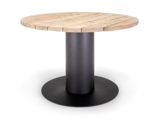 Mill 700DIA Dining Table