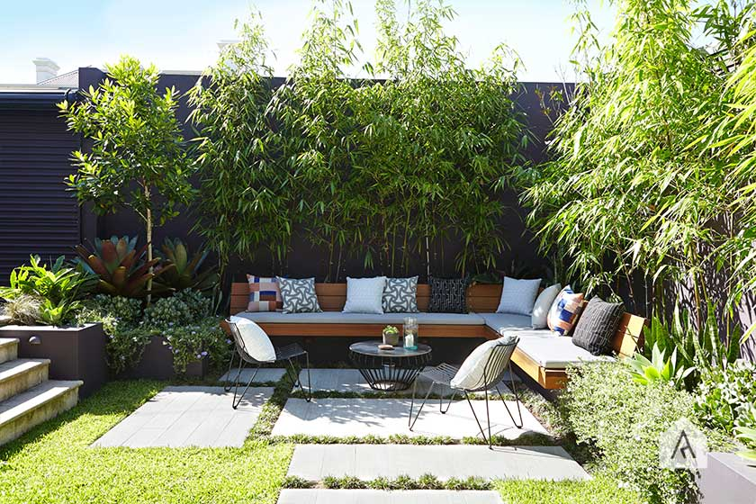 9 Landscape Designers Tackling Sydney S Small Outdoor Spaces