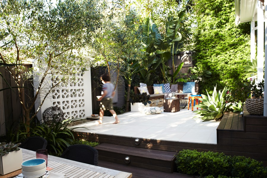 9 landscape designers tackling sydney u2019s small outdoor spaces