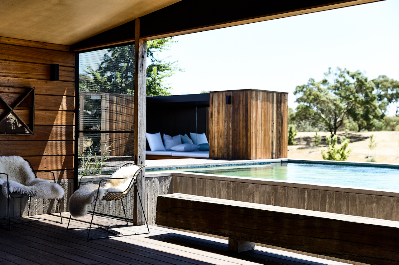 A living pool by Wolveridge Architects and Natural Swimming Pools | Image: Derek Swalwell