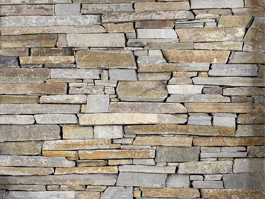 Baw Baw Stone Dry Stone Wall Cladding By Eco Outdoor