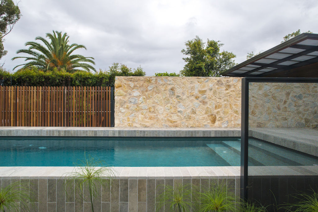 planning for a swimming pool