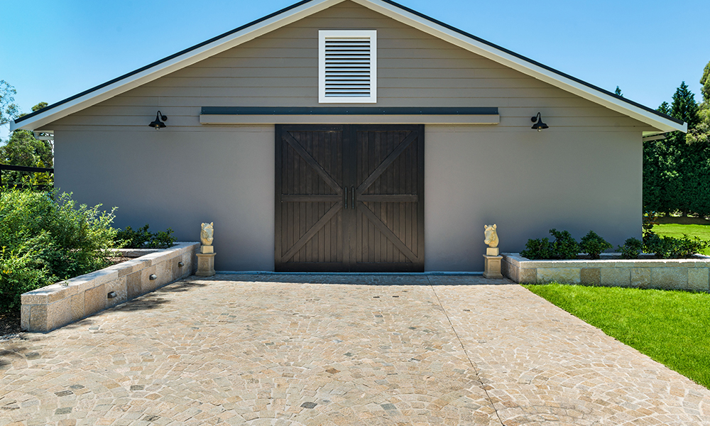 planning for driveway