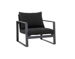 Tulloch Lounge Chair | Basics Fabric