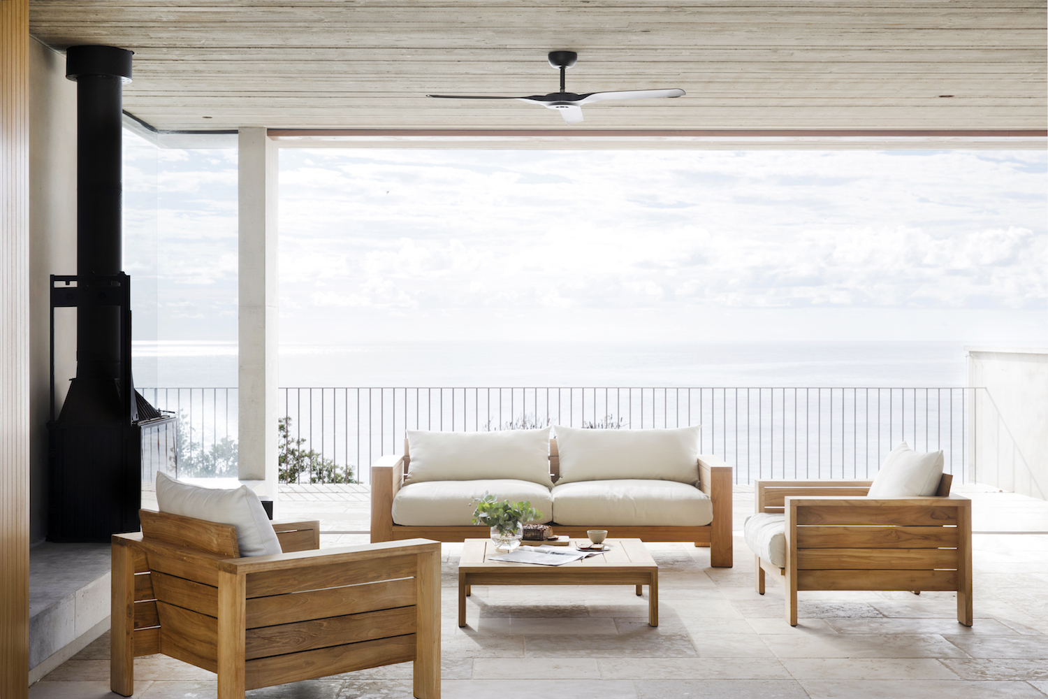 5 Best Outdoor Lounges for Living Outdoors This Summer ... on Outdoor Living Lounge id=29536