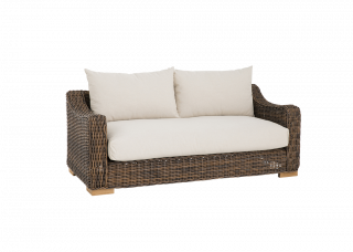 Hayfield 2.5 Seat Lounge | Canvas Fabric