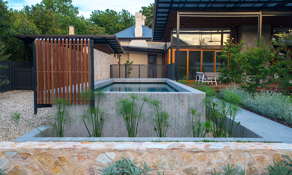 Pool types above ground