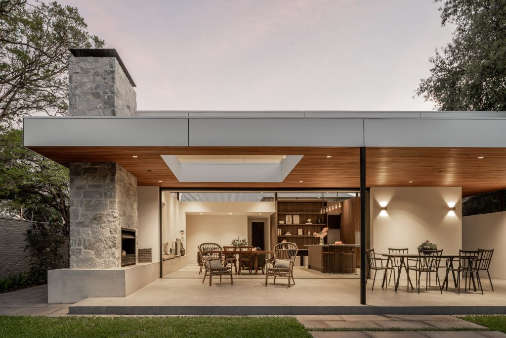 Hunter Residence by Glasshouse Projects