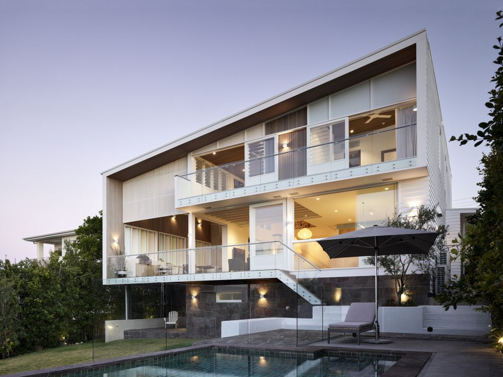 Burgess Street for Shaun Lockyer Architect